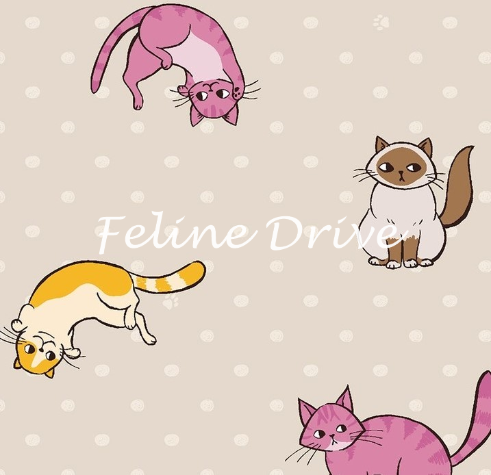 Windham Caturday Collection by Felice Regina Rose Kitty Toss