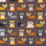 Ed Emberley Favorites - Cats - Organic