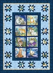 Be Pawsitive - Pawsitive Pets Quilt - KIT