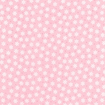 Flannel - Cozy Cotton Flannel - Daisies & Dots - Pink