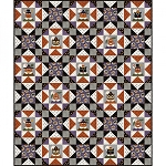 Happy Jacks & Friends - Flannel Quilt - KIT