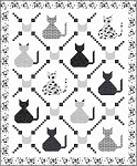 Quilt Kit - Chat & Charmed