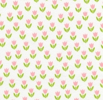 Fat Quarter - Flannel - Cozy Cotton Flannel - Tulips