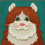 Block Kit - Cat - American Curl - Laser Cut