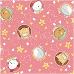 Baby Bundle - Animal Toss - Rose