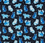 Blue Crush - Indigo Cats