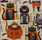 Boo Crew - Purrfect Pranksters - Ivory