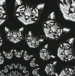 Cat-finity - Black