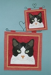 Pattern - Cat Lover's Wallhangings