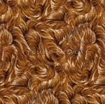End of Bolt Piece - Cat Nap - Cat Fur - Brown - 24