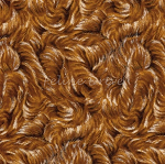 Fat Quarter - Cat Nap - Cat Fur - Brown