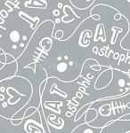 Cats Rule - Catastrophic - Grey