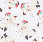 Fat Quarter - Cutie Cats
