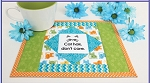 Pattern - Daily Mews Mug Mats - Quilt As You Go