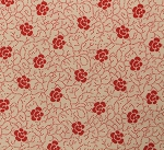 Fat Quarter - Days Gone By - Floral