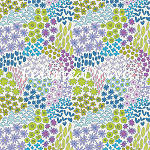 Fat Quarter - Dreamin' Vintage - Sweet Meadow Orchid