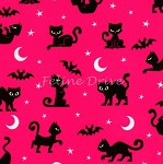 Eerie Alley - Cat Toss - Pink
