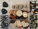 Embellishment Kit - Paws & Pets