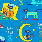 Flannel - Pete the Cat - Bedtime