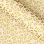 Gold Standard Collection - Cheetah Spots - Cream/Gold