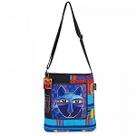 Bag - Whiskered Cats - Crossbody