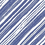 Fat Quarter - Make Merry - Wrapping Stripe - Blue