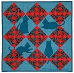 Pattern - Quilt Cats
