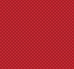 Fat Quarter - Santa's Stash - Gingham - Red