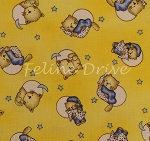 Sleepytime Kittens - Yellow