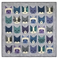 Quilt Kit - The Kittens - Flannel Quilt