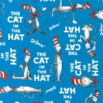 Celebrate Seuss! - The Cat in the Hat - Blue