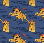 The Lion Guard - Kion - Blue