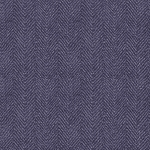 Flannel - Woolies - Herringbone - Dusty Purple