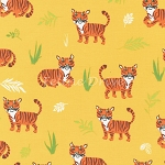 Wild Adventure - Tigers - Yellow