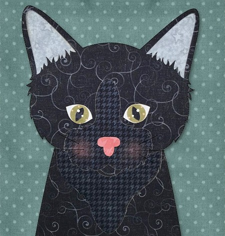 Block Kit - Cat - Bombay - Laser Cut