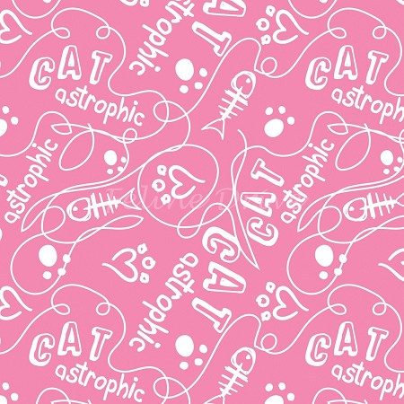 Cats Rule - Catastrophic - Pink