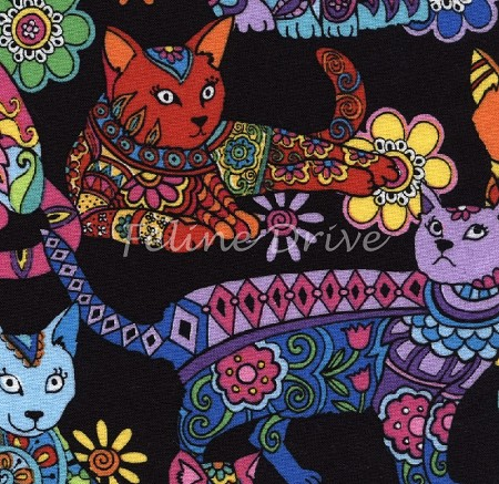 Color Me - Cats - Multi