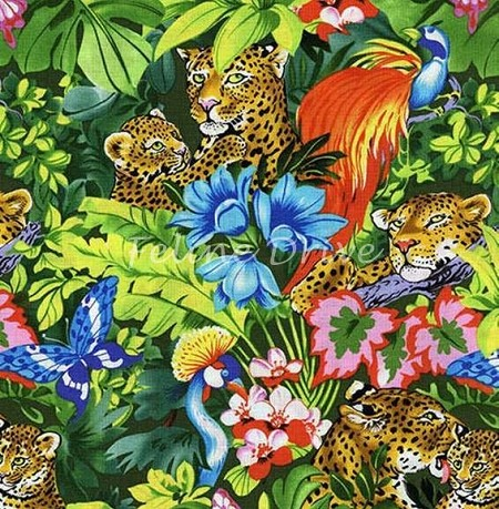 In The Tropics - Mother Leopard - Multi