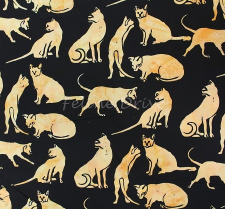 Cats - Downtown - BATIK