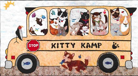 Pattern - Kitty Kamp