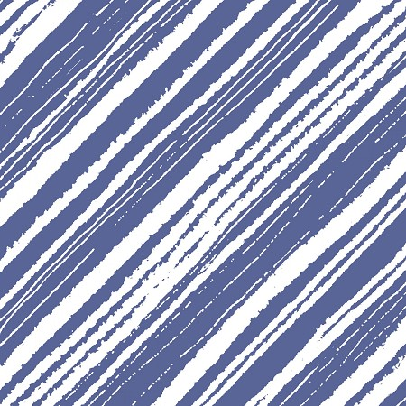 Make Merry - Wrapping Stripe - Blue