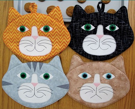 Pattern - Allie Cats!