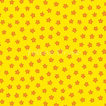 Flannel - Pete the Cat - Yellow Stars