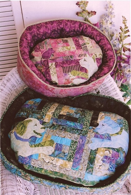 Pattern - Pieceful Pet Beds