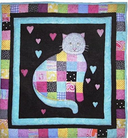 Pattern - Scrappy Cat