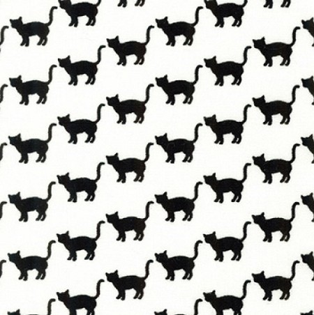 Mini Prints - Cats - Black on White