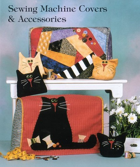 Pattern - Sewing Machine Covers & Accessories