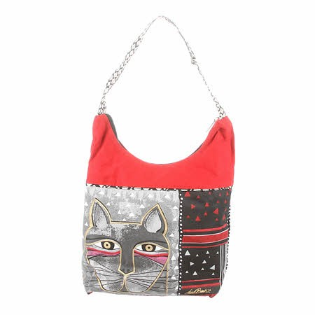 Bag - Whiskered Cats Tote - Scoop - Medium